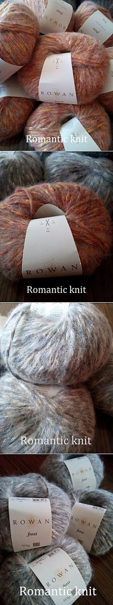 Romantic knit: Прежди, прежди
