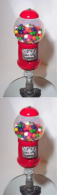 Mini Gumball machine | Flickr - Photo Sharing!