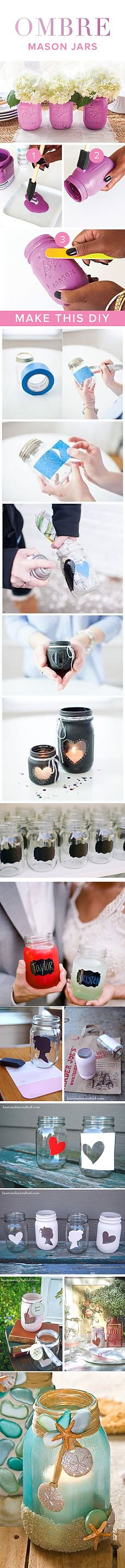 11 Gift Ideas with Mason Jars | Pretty Designs